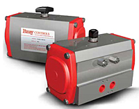 Series 92/93 Industrial Pneumatic Actuator
