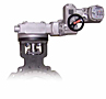 AU Series Industrial Electric Actuator