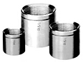 Product Image - Standard Steel Merchant Couplings Right & Left Steel Couplings